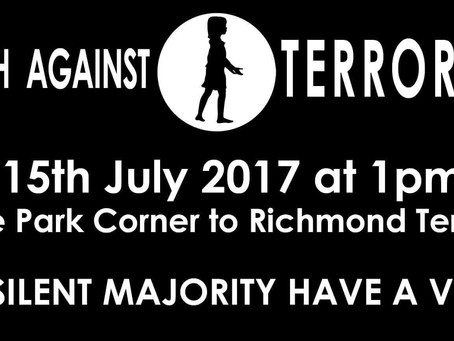 March Against Terrorism