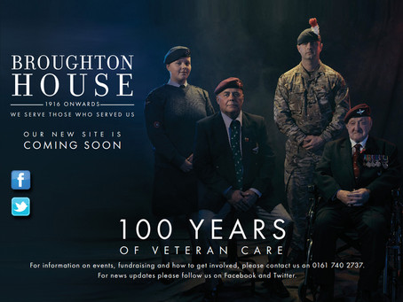 Salford's Broughton House will celebrate a centenary of caring for Veterans with 'Picnics &a