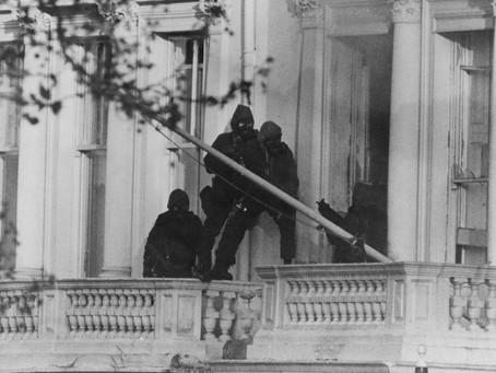1980 SAS Iranian Embassy Siege Veteran Robin Horsfall to visit Stockton's Don War Memorial Bar On Ma