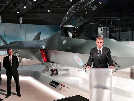 UK unveils new next generation fighter jet called Tempest