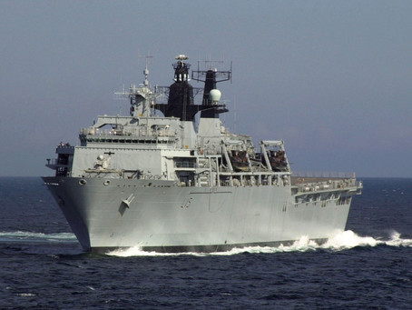 Petition - Stop the cuts to the Royal Marines and the Royal Navy's amphibious assault ships