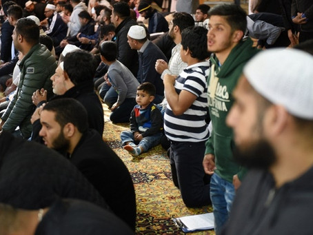 Europe's Growing Muslim Population - Expert Demographic Study