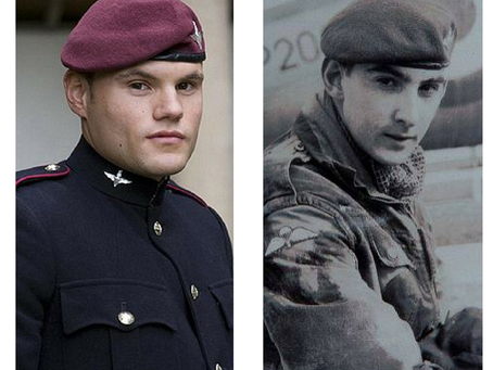 Private Daniel Steven Prior, 2nd Battalion The Parachute Regiment
