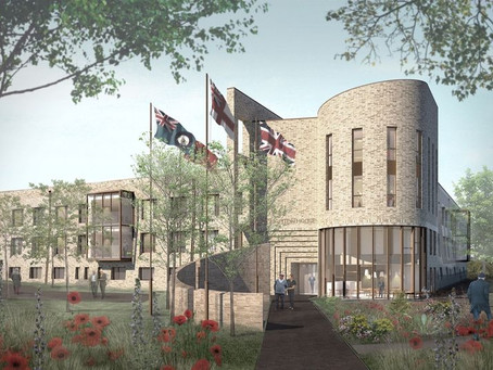 Plans to transform Broughton House in Salford into a 12.5m Care Village For Veterans needs your supp