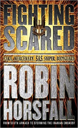 Fighting Scared Available on Kindle