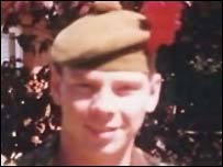 Lance Corporal Barry Stephen, 1st Battalion, The Black Watch