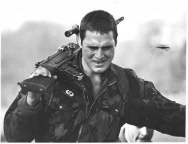 Corporal Fergus Rennie SAS, The Parachute Regiment