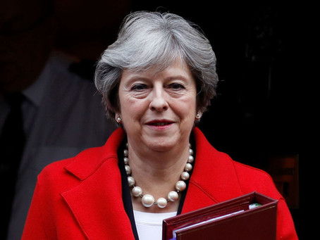 Terror plot to assassinate PM May foiled