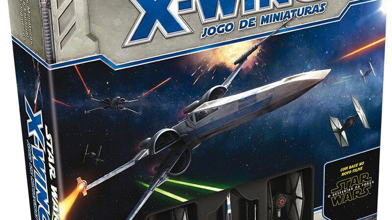 Star Wars X-Wing jogo de miniaturas - O Despertar da Força