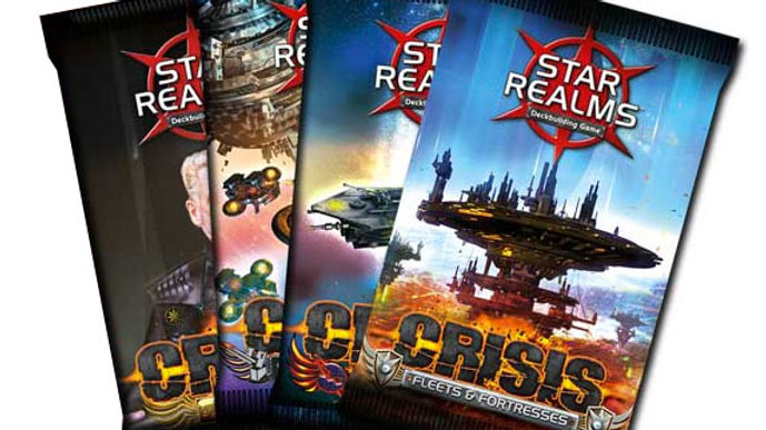 Star Realms - Pack Expansão Crisis