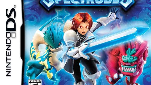 Kaseki Choushinka Spectrobes (Nintendo DS)