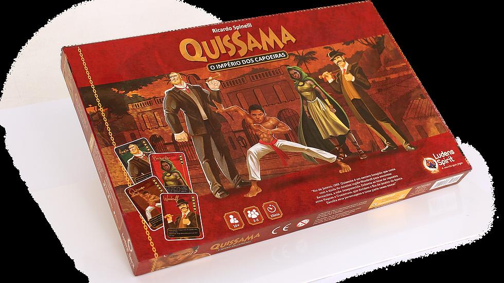 Quissama - O Reino dos Capoeiras