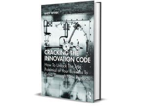 'CRACKING THE INNOVATION CODE' Book Review by Alan Mumby, Lecturer in Innovation Management