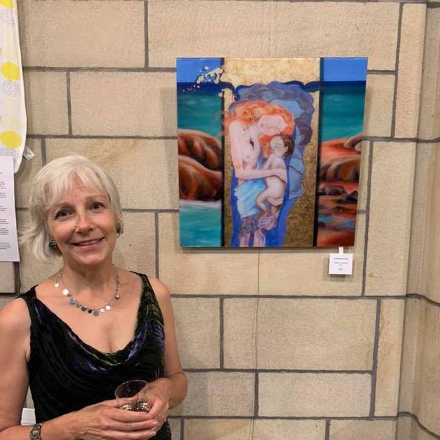 Artist Victoria Fitzpatrick