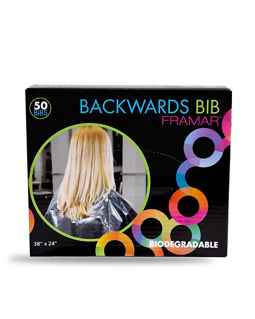 Backwards Bib (BB-CLR)