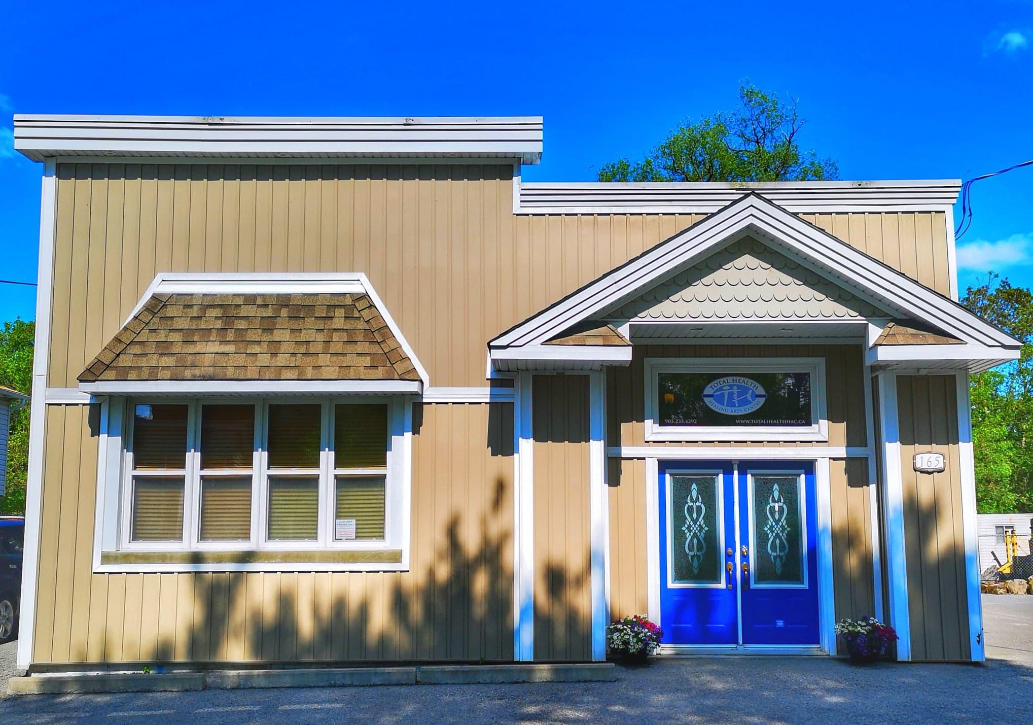 Full Clinic Exterior