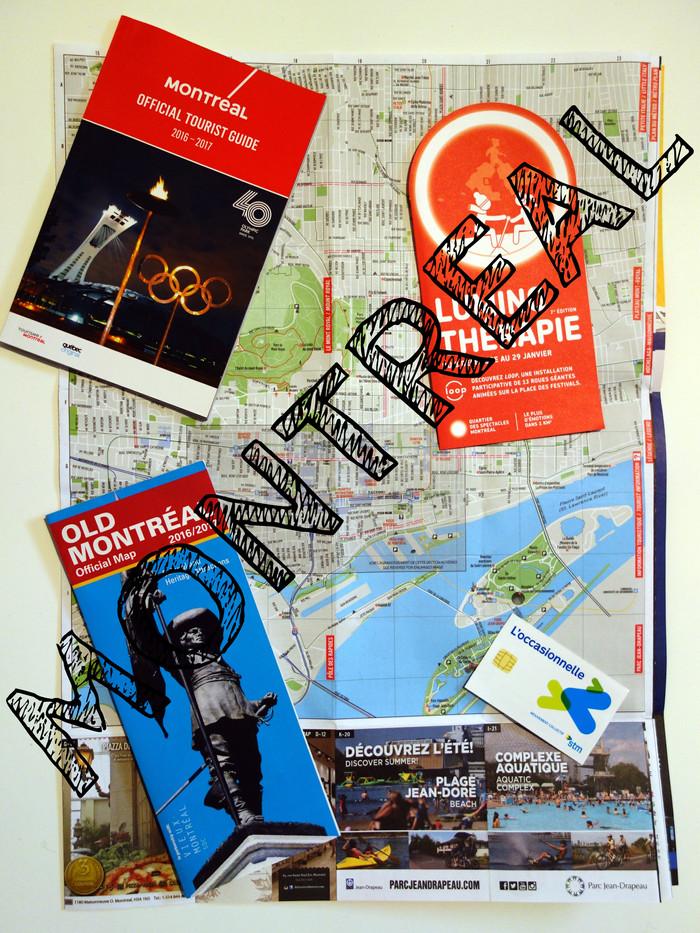 Bonjour Montréal! A Weekend Getaway
