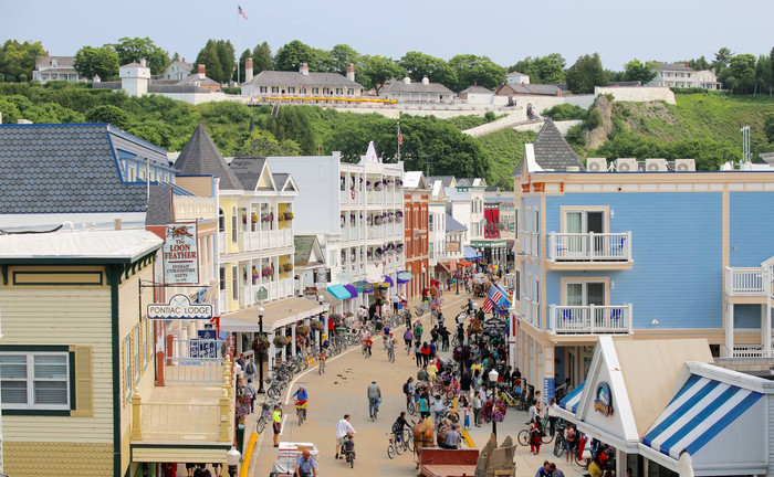 Guide to a Summer Weekend in Mackinac Island, USA