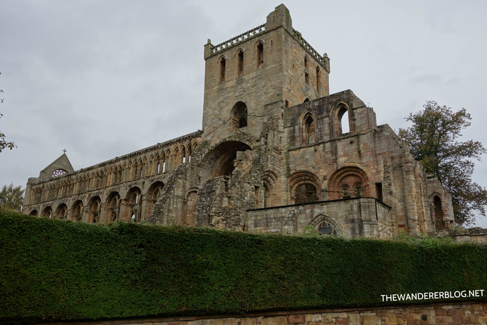 Bonny Scotland - Jedburgh and Hadrian's Wall