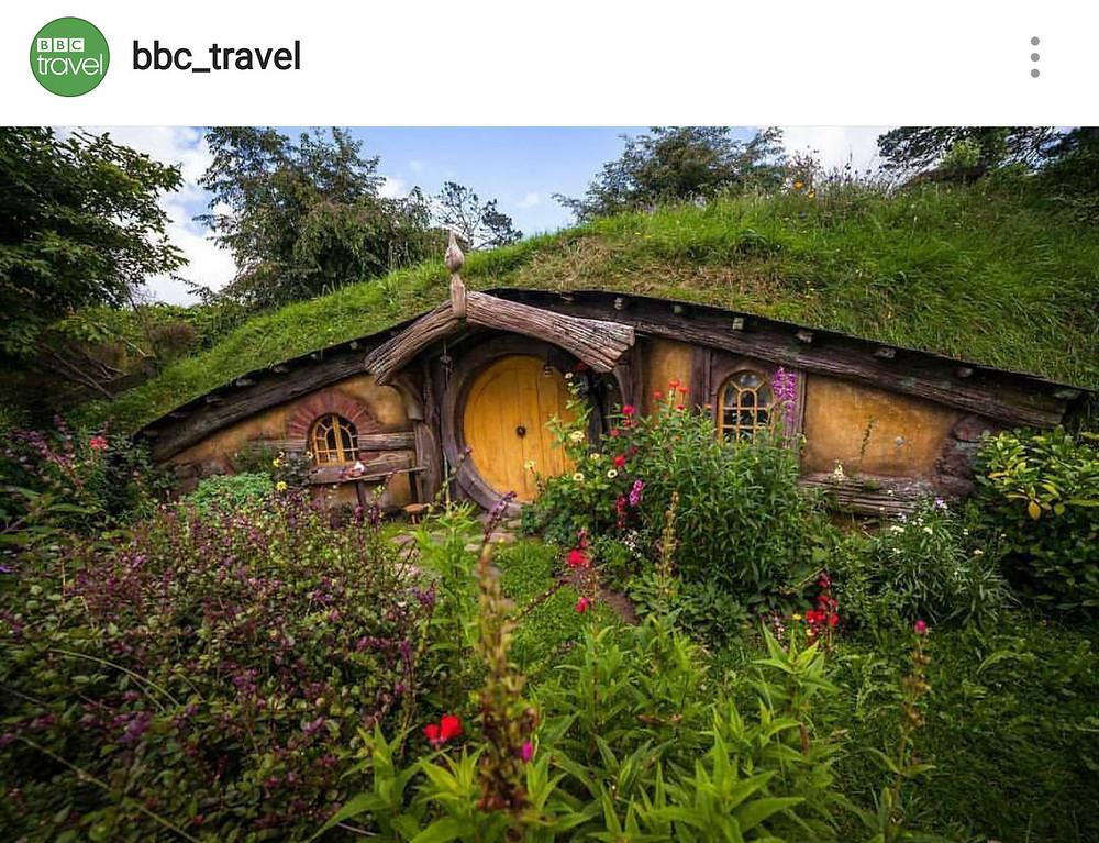 Hobbiton, New Zealand