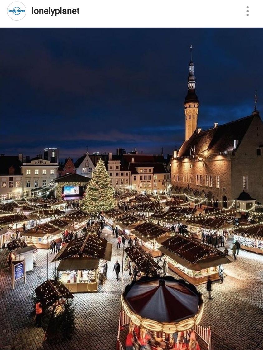 Tallinn Christmas Market, Finland