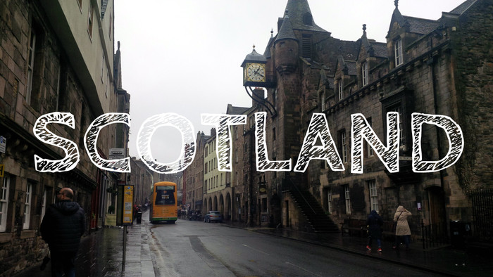Bonny Scotland - Edinburgh Edition