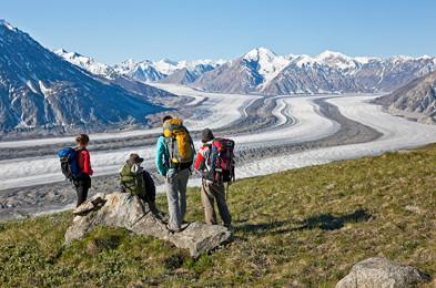 Kaskawulsh Glacier, Kluane National Parl