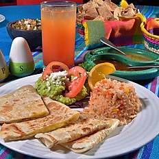 Quesadillas (3 pieces)
