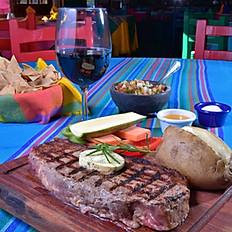 Rib Eye steak (14 oz.)