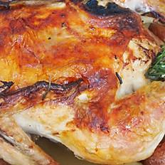 Pollo al romero