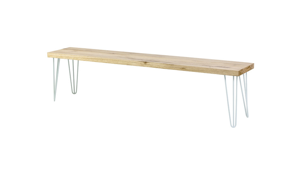 Bench Seating Hairpin Legs