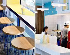Bar Stools - 8 Bit Commerical Fit Out