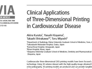 Asian Society of Cardiovascular Imaging(CVIA)にレビューが掲載されました