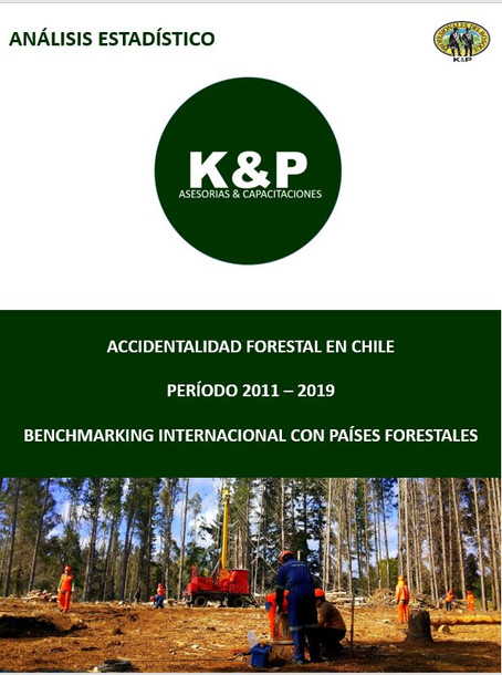 ACCIDENTALIDAD FORESTAL EN CHILE