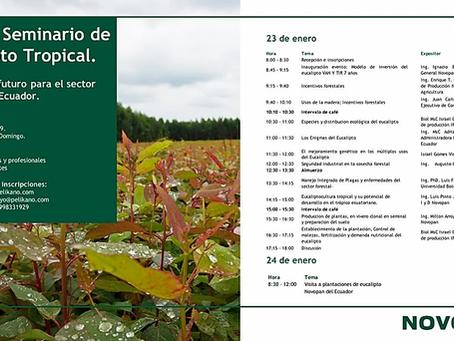 K&P participa enel Primer Seminario de Eucalipto Tropical