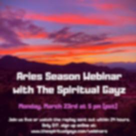 Pisces Season Webinar with The Spiritual