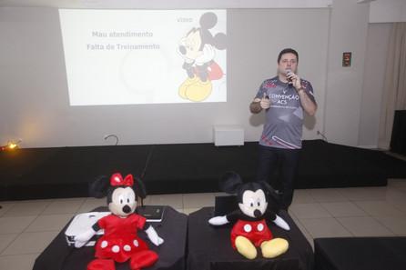Palestra Disney - V Convenção ACS 2018