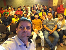 Palestra Disney Daniel Donato HG Office Fortaleza