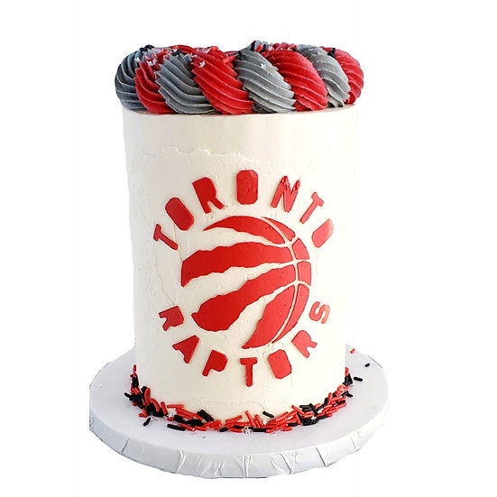 Sports Fan Cake