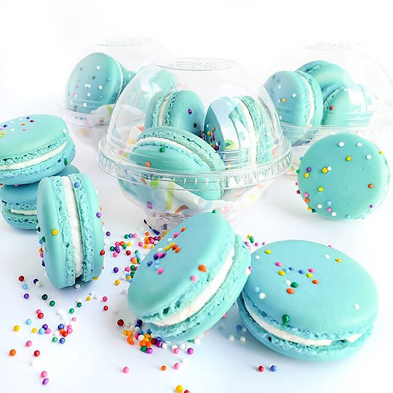 Macaron Party Favours