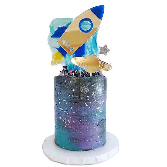 Space Bound Cake