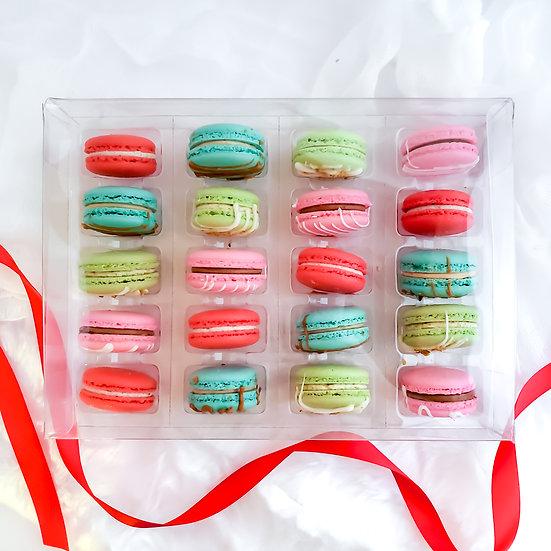 Macaron Holiday Gift Set