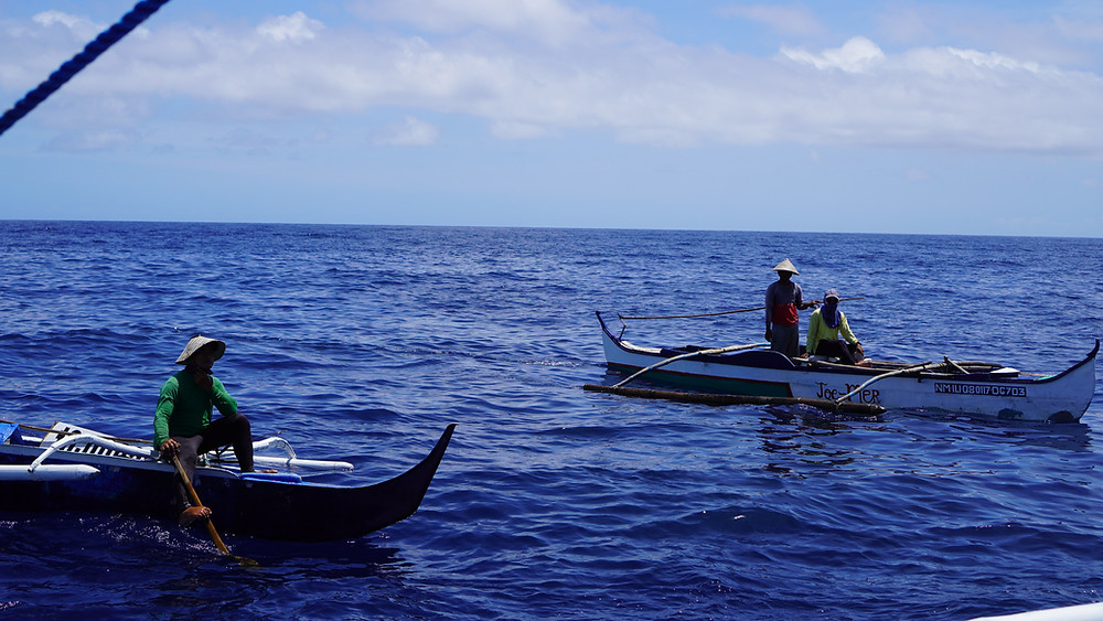 Naka-suspendi ang fishing ban sa Kauswagan, Lanao del Norte ngayong panahon ng enhanced community quarantine subalit nananatiling protected ang marine sanctuary. (Photo: H.Clavite/HRS Media)