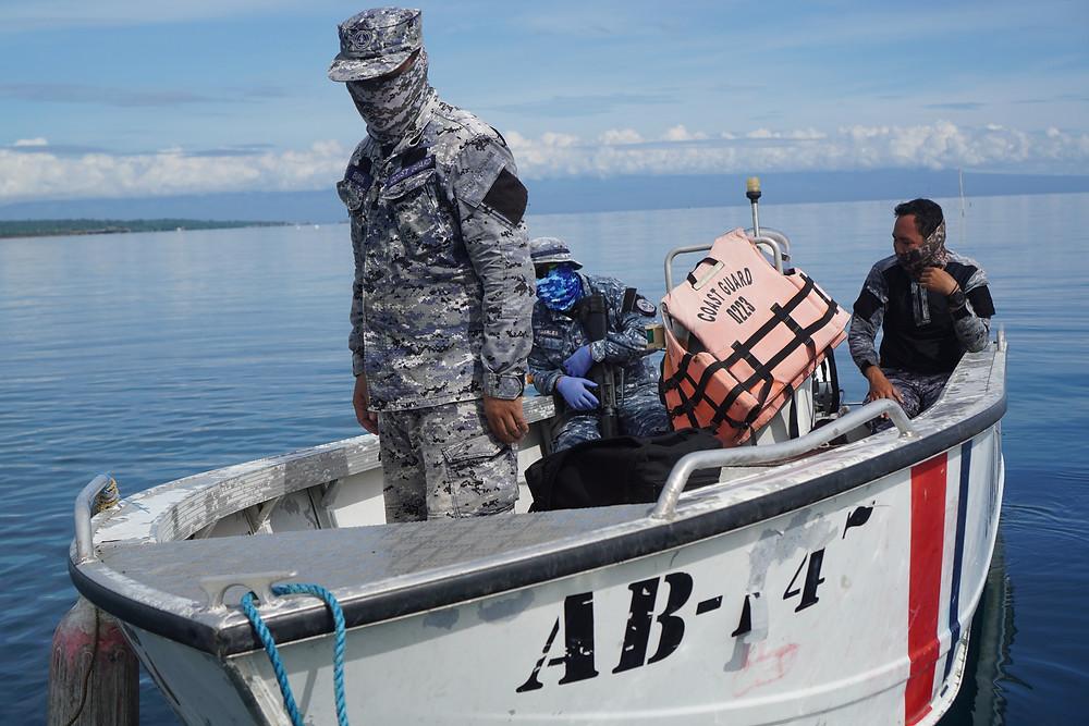 Kasama ang Philippine Coast Guard, pinapalakas ng LGU Kauswagan ang mga hakbang upang patuloy na ma-protektahan ang karagatan. Isang kolaborasyon ang hinahanda ng LGU kasama ang MSU Naawan at GNPower Kauswagan Ltd. Co. (Photo: HRS Media)