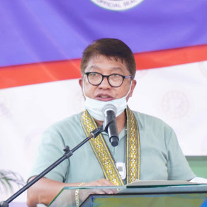 Message from Kauswagan Mayor Rommel Arnado