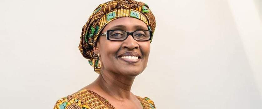 UNAIDS Chief Winnie Byanyima (Photo: United Nations)