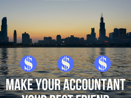 Make Your Accountant Your Best Friend