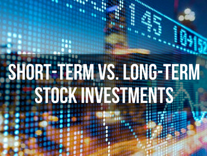 Short-term vs. Long-term stock investments