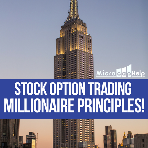 Option traders millionaires