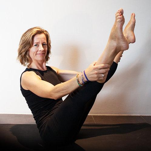 Pilates bei Santi 7x Freitag, 09:10 Uhr ab 14.08.20